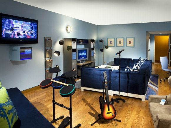 basement ideas for teenagers.  Cool Teen Hangouts And Lounges hangout and Basements