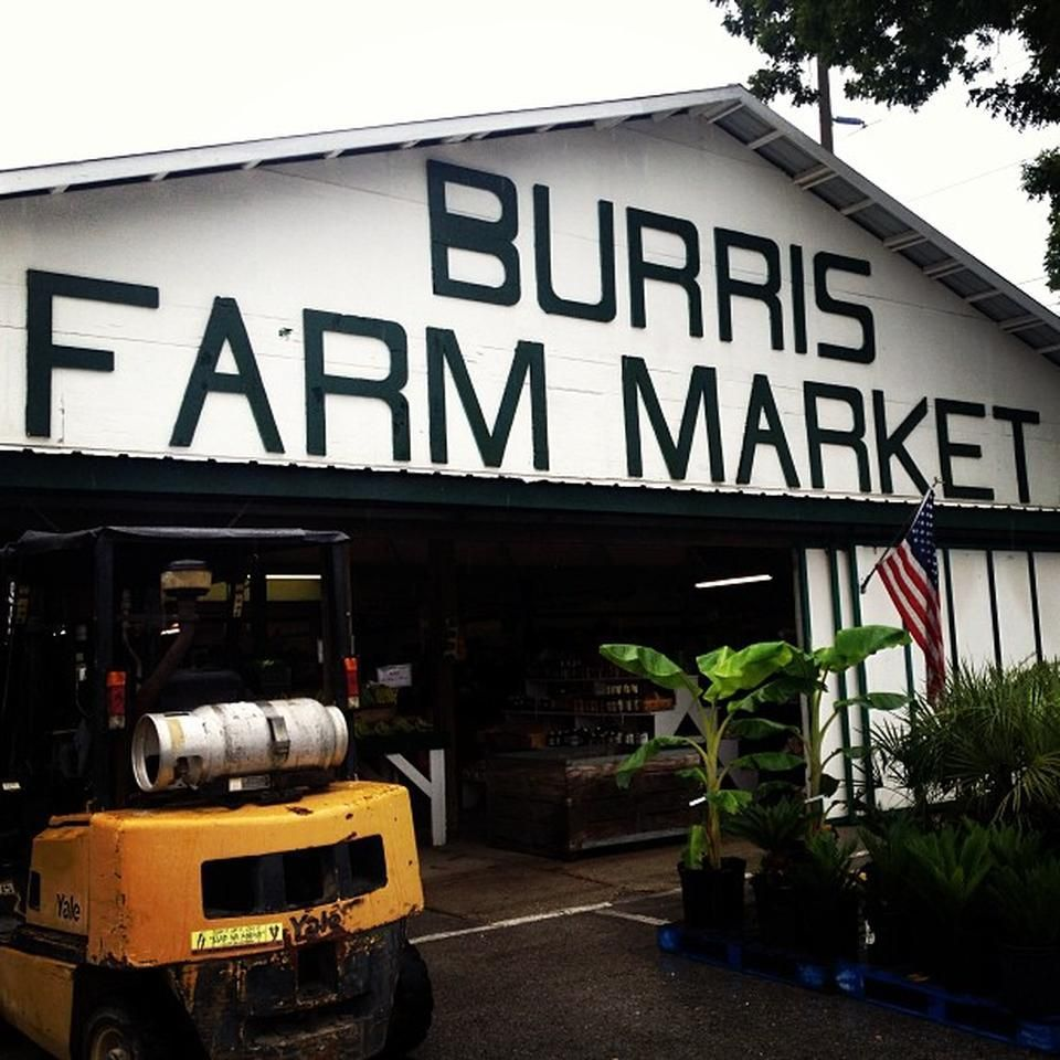 Burris Farm Market, Loxley, AL Farmer's Market and miscellaneous shop Delicious peach cobbler, cheesecake, fresh bread, jellies, strawberry shortcake, and more!   Photo taken at Burris Farm Market by Becca @GritsGal on 7/6/2013 #peachcobblercheesecake Burris Farm Market, Loxley, AL Farmer's Market and miscellaneous shop Delicious peach cobbler, cheesecake, fresh bread, jellies, strawberry shortcake, and more!   Photo taken at Burris Farm Market by Becca @GritsGal on 7/6/2013 #peachcobblercheesecake