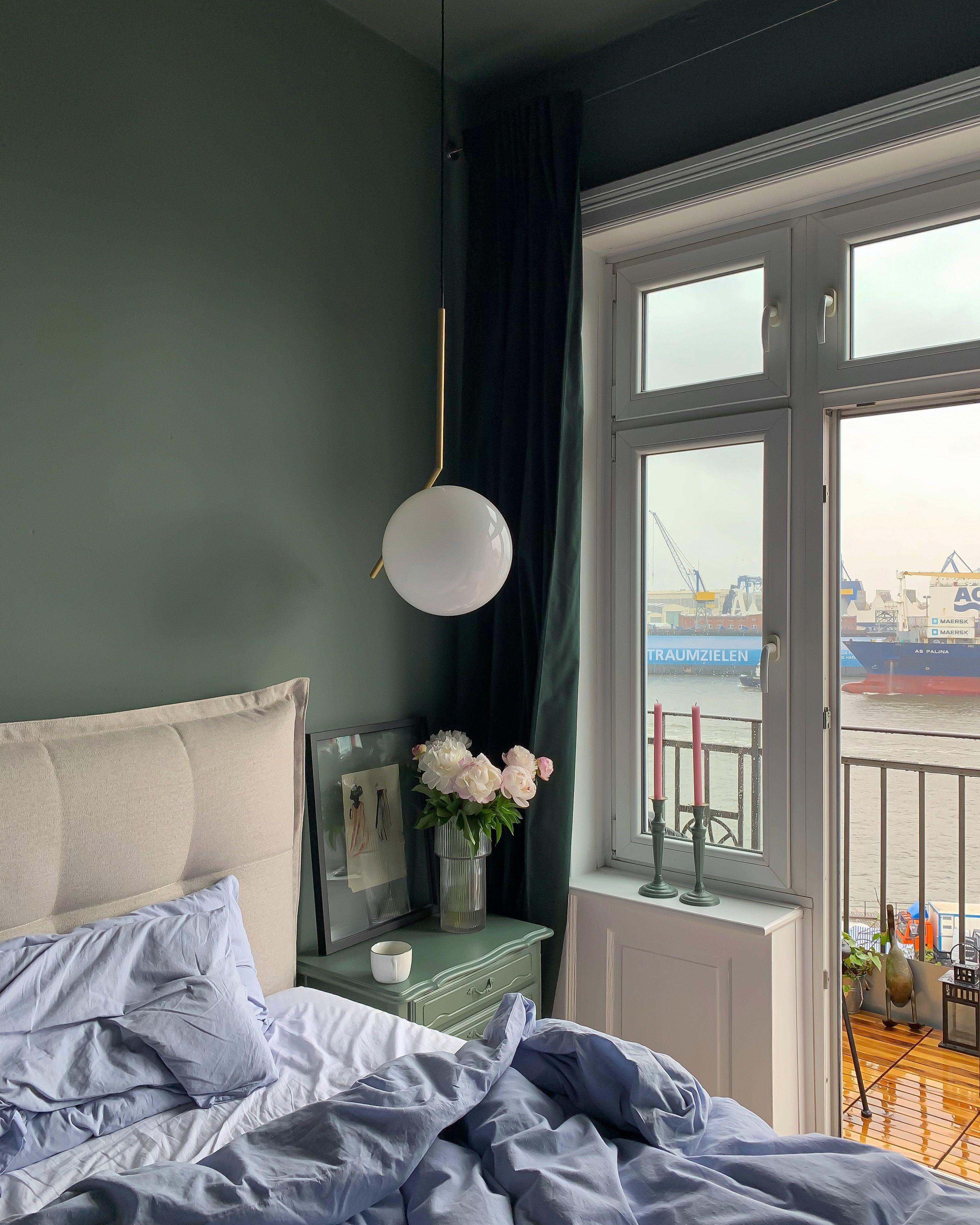 Farbe in der Wohnung - ein paar Tipps zur Auswahl der ...
