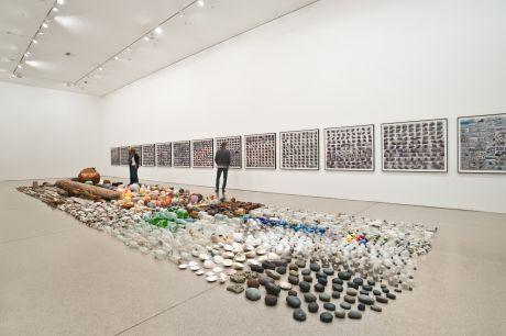 "Guggenheim - ""Gabriel Orozco: Asterisms"",  2012"