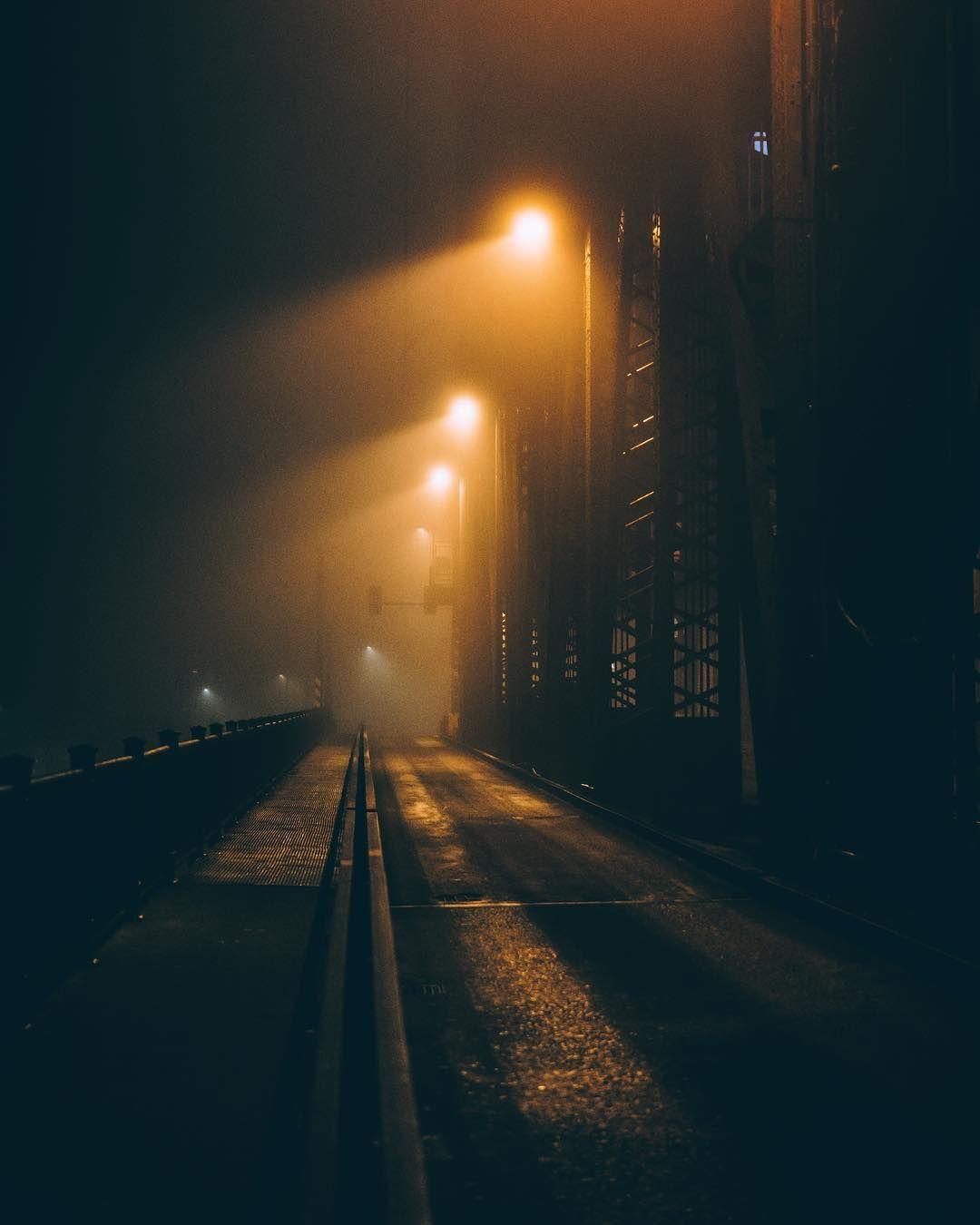 Portland Based Photographer Brian Crippe Captures Stunning Urban Shots Across The Us Night Landscape Urban Landscape Night Photography