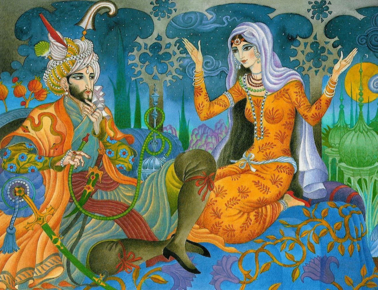 султан шахриар картинки таким образом