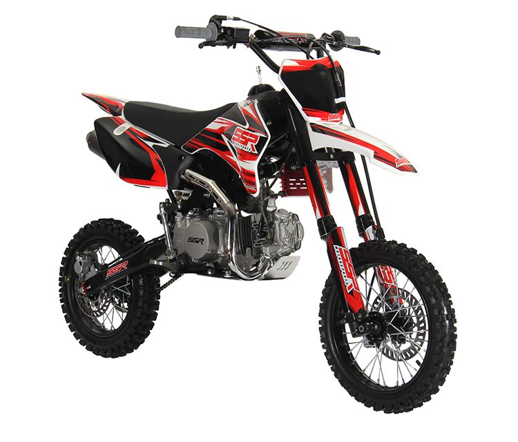 2020 Ssr 140tr Pit Bike 4 Speed Manual 14 12 Pit Bike Go