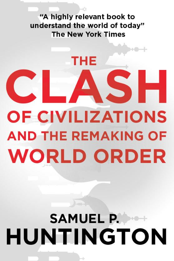 The Clash Of Civilizations Ishan Khosla Design Penguin