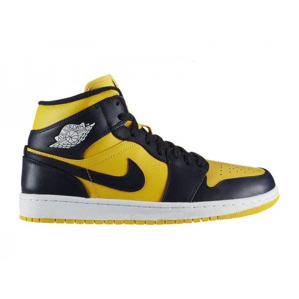 watch 1ff6d a8819 Air Jordan 1 AJ1 PHAT Mi-Montante - Baskets Jordan Chaussure Pas Cher Pour  Homme Aire Max Pas Cher