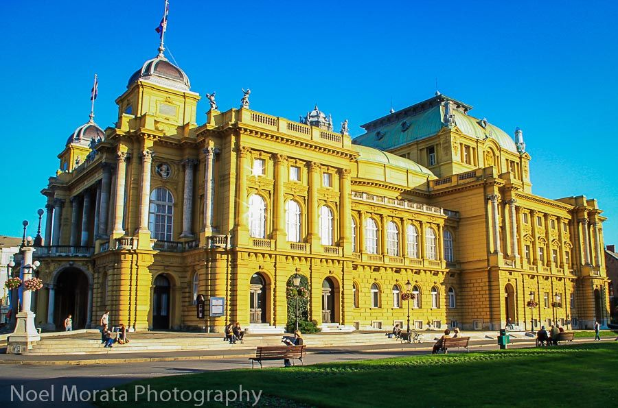 10 Things Worth Doing In Zagreb Croatia Zagreb Croatia Zagreb Croatia