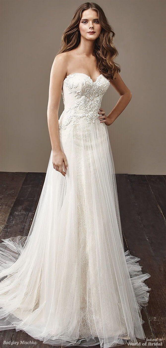 Badgley Mischka 2018 Wedding Dresses   Badgley mischka, Bridal gowns ...