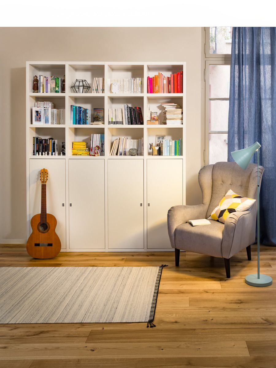 Micasa Wohnzimmer Mit Wohnsystem TORO Individuell Zusammenstellbar