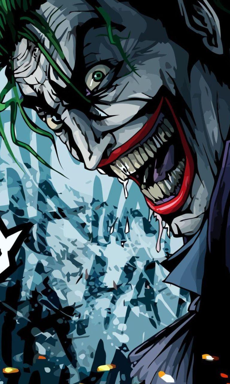 Joker 768x1280 Jpg 768 1280 Joker Batman Seni Horor The Joker