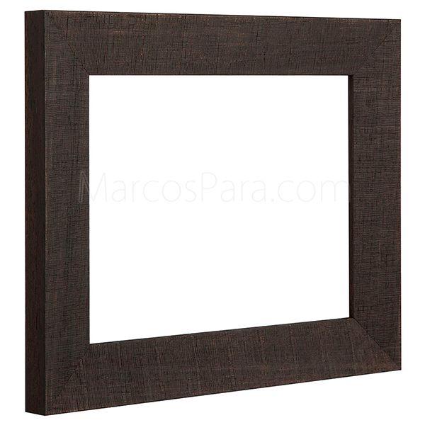 Moldura de madera 281 marcos para molduras de madera y for Molduras para espejos online