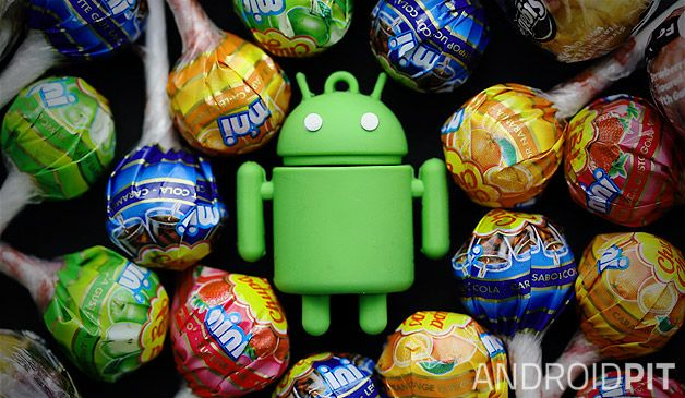 android lollipop teaser 02