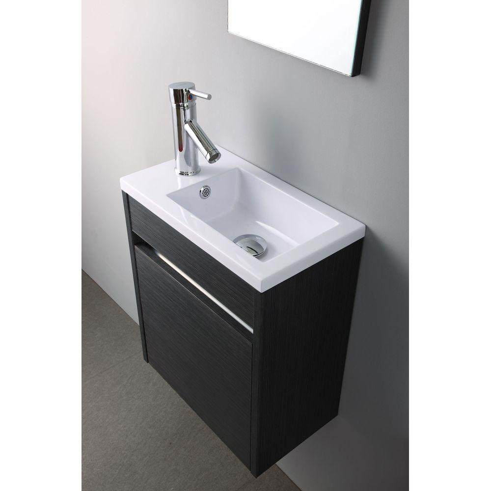 meuble lave mains pacific gris wc pinterest toilette idee deco et. Black Bedroom Furniture Sets. Home Design Ideas