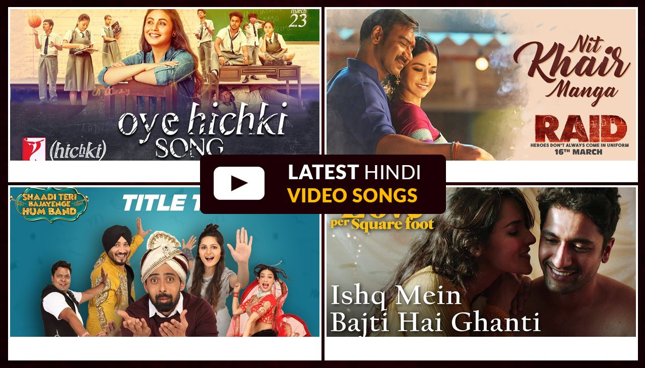 hindi songs latest download 2018