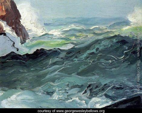 Wave - George Wesley Bellows - www.georgewesleybellows.org