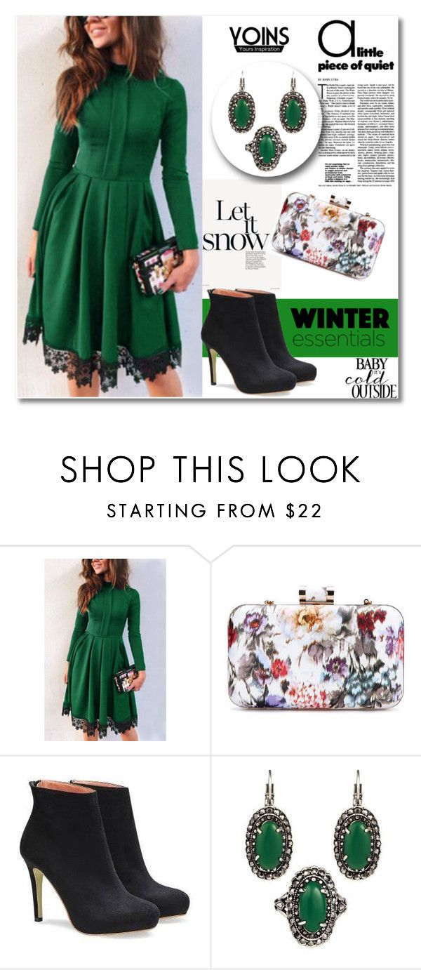 """""""Yoins 37"""" by mellie-m ❤ liked on Polyvore featuring yoins, yoinscollection and loveyoins"""