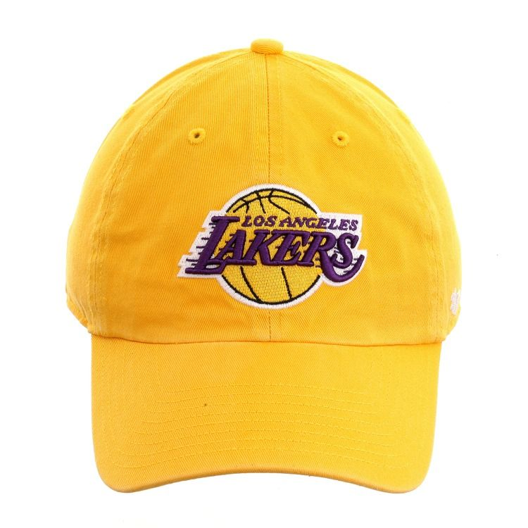 cheap for discount af4a3 9159f 47 Brand Cleanup Los Angeles Lakers OTC Adjustable Hat - Gold,   28.00