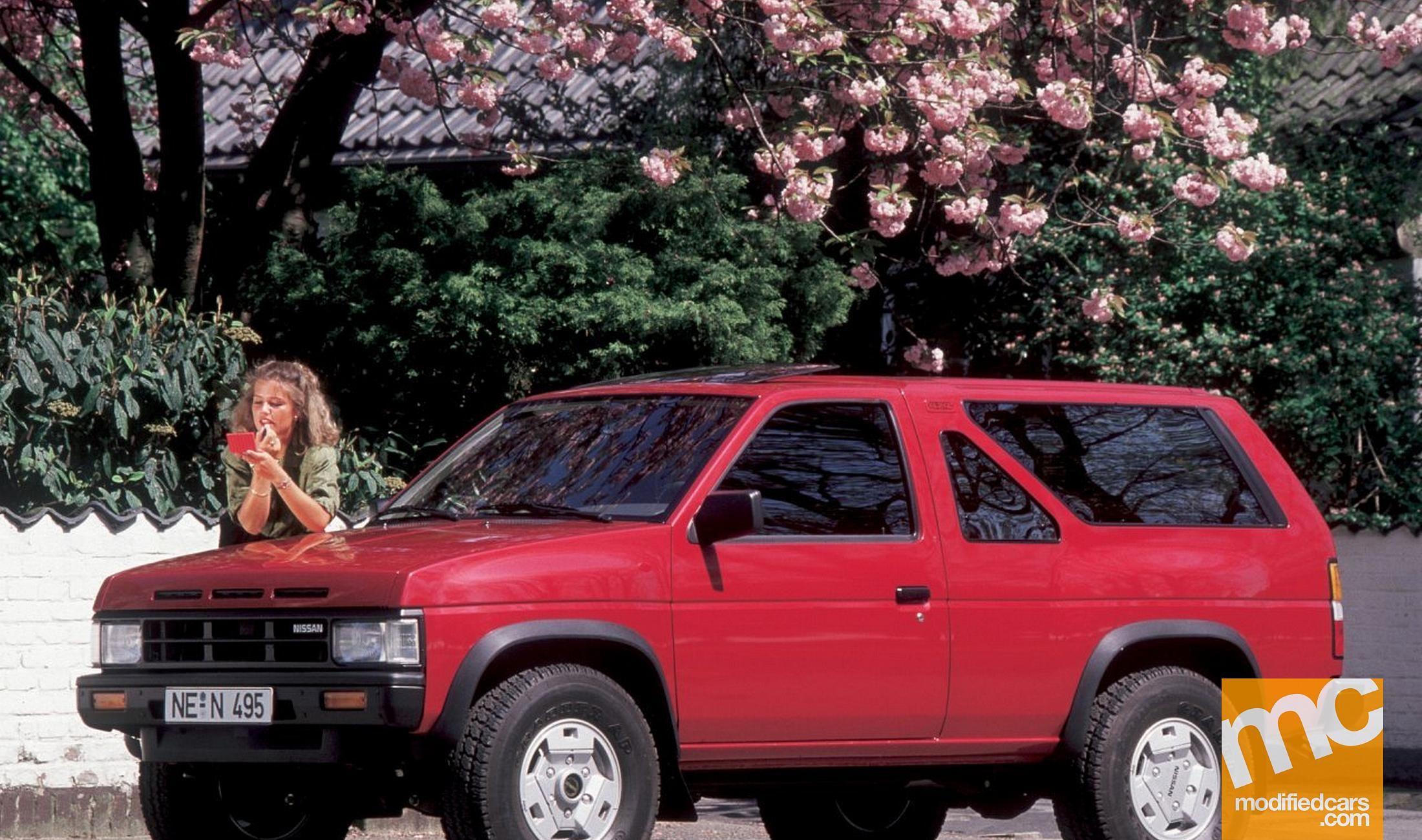 Nissan Terrano Wd21 2 Door 1989 Nissan Terrano Nissan