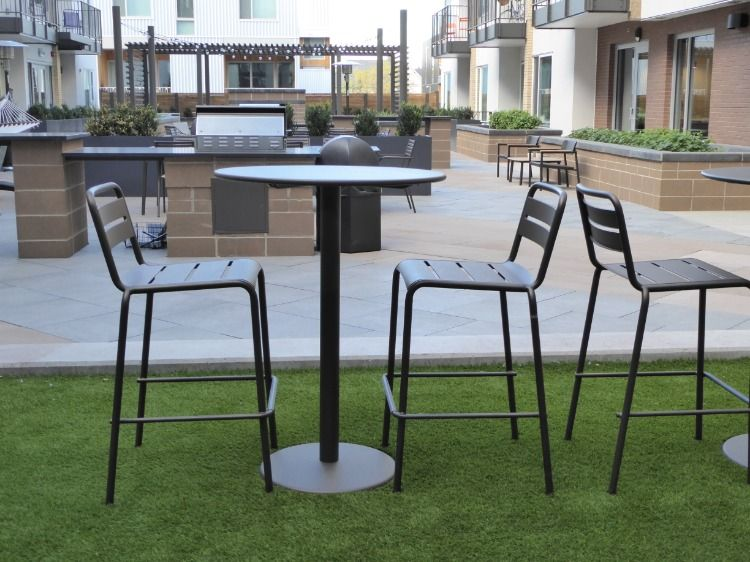 Alexan Lohi Denver Co A Series Of Chairs And Tables The Star