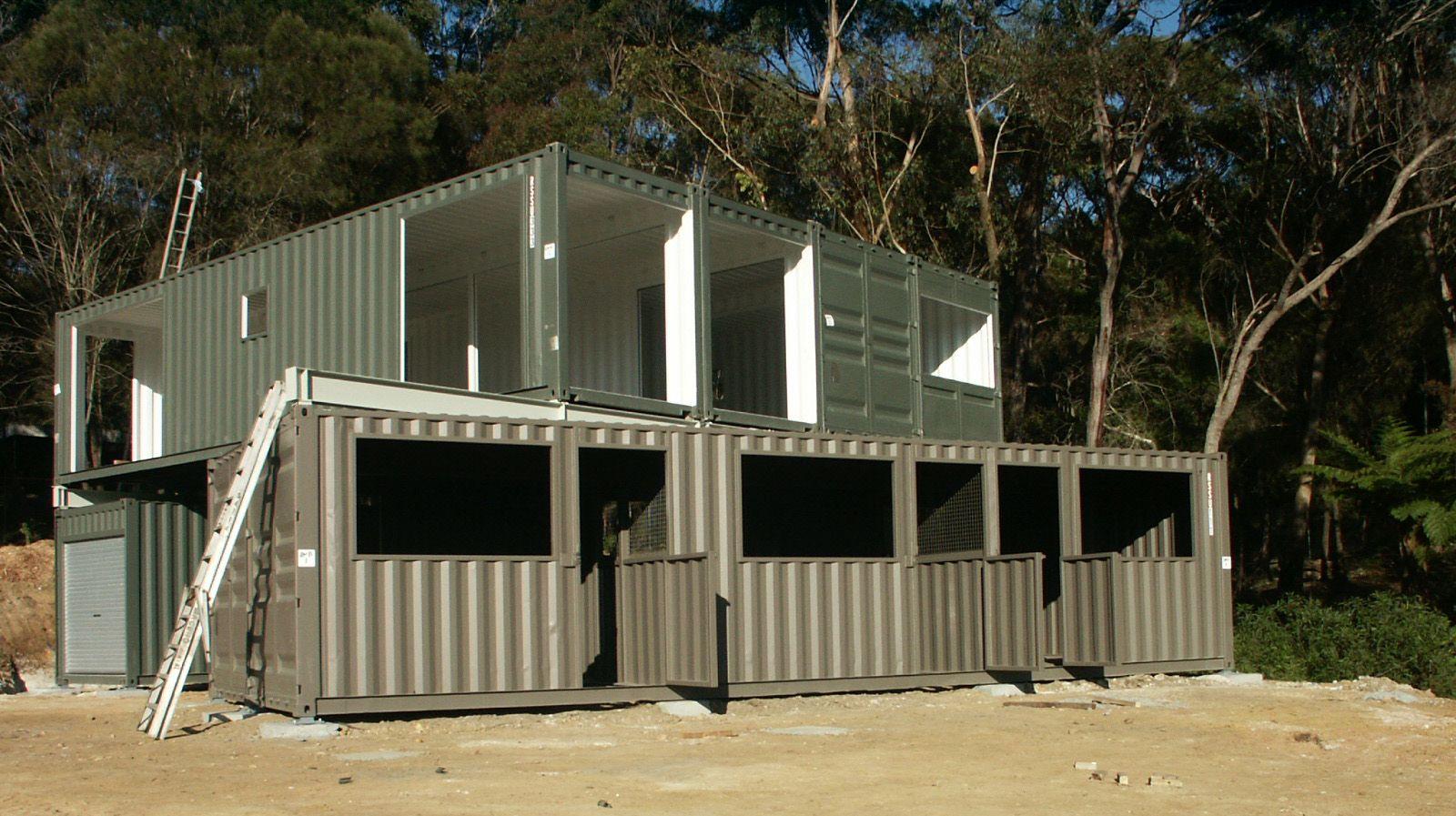 Customised Container Home | + contenedires | Pinterest | Plantilla ...
