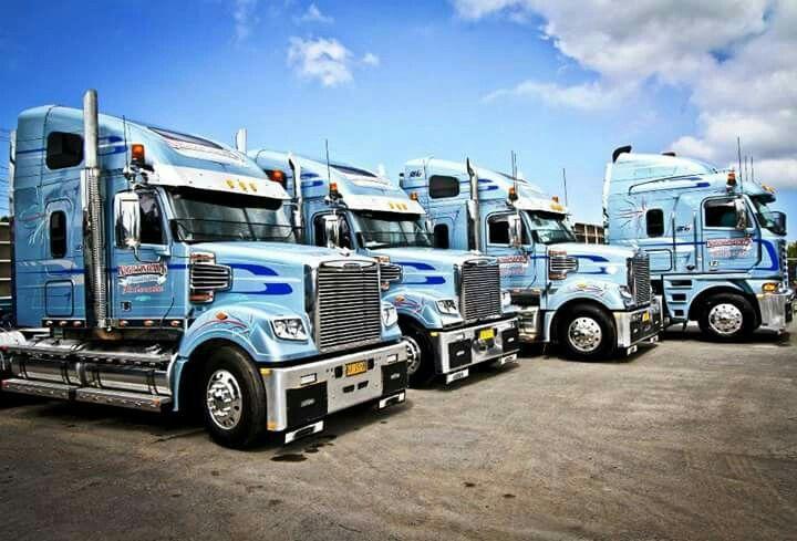 Pin by mike crews on freightliner freightliner trucks