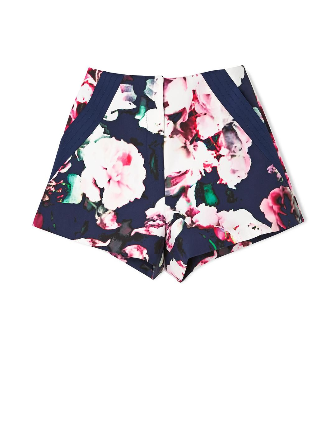 Ready To Go Floral Shorts - Navy/Multi, http://www.veryexclusive.co.uk/finders-keepers-ready-to-go-floral-shorts-navymulti/1458122588.prd