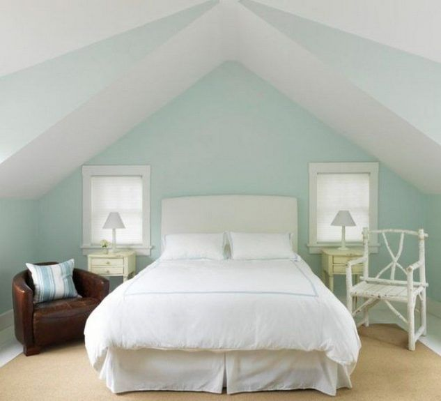 contemporary attic bedroom ideas displaying cool. Cool-white-attic-bedroom-ideas-to-design-your- Contemporary Attic Bedroom Ideas Displaying Cool D