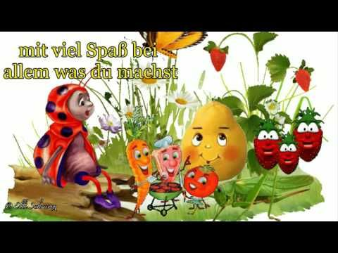 Guten Morgen Gruß Für Dich Ich Wünsche Dir Einen Schönen Tag Good