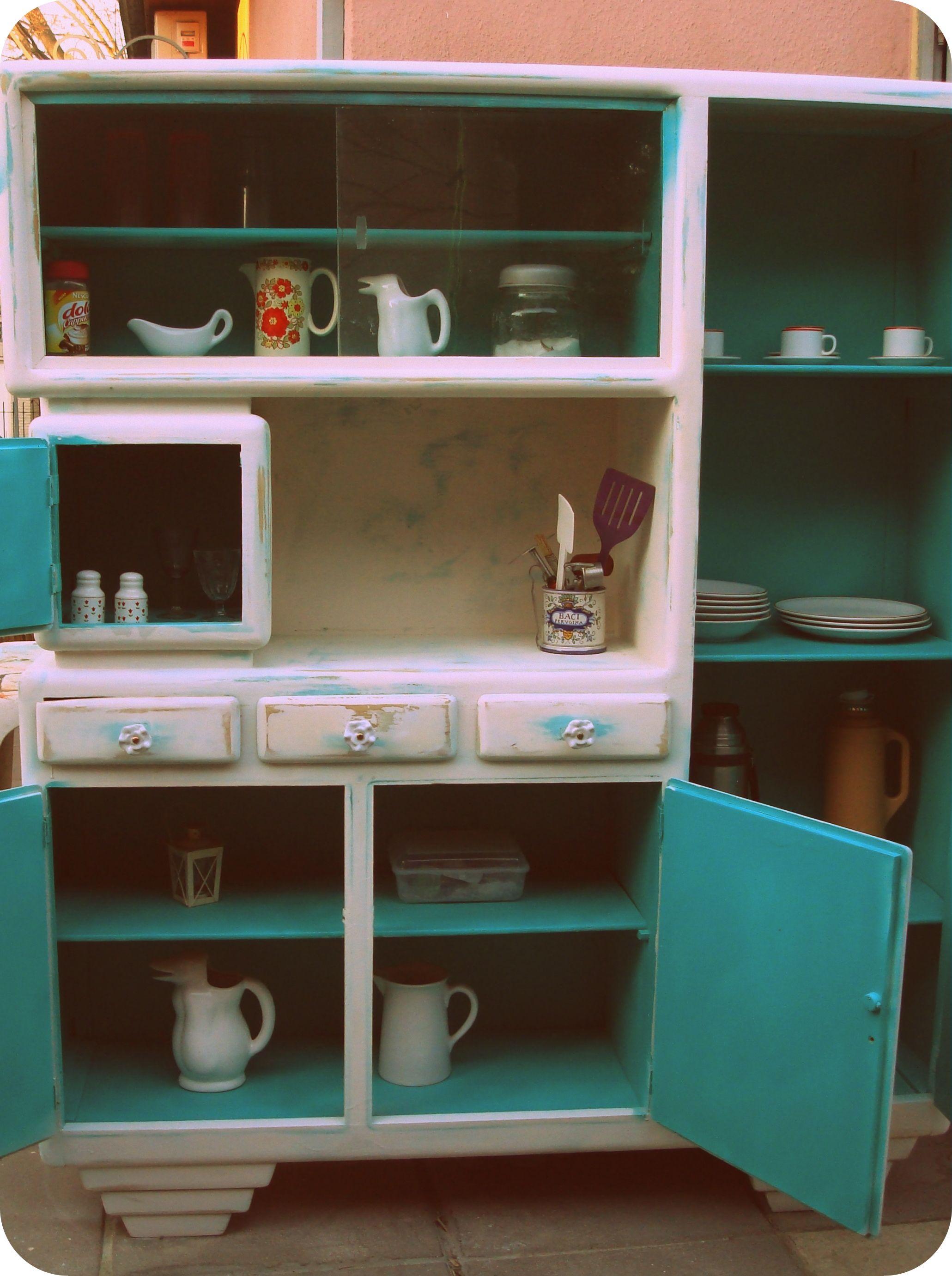 Manolo Mueble A Os 50 The50s Pinterest Food Truck Retro  # Muebles Bandama