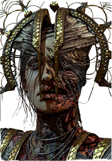 File Mk Charselect Portrait Png Official Dead By Daylight Wiki Dark Power Cosplay Slasher