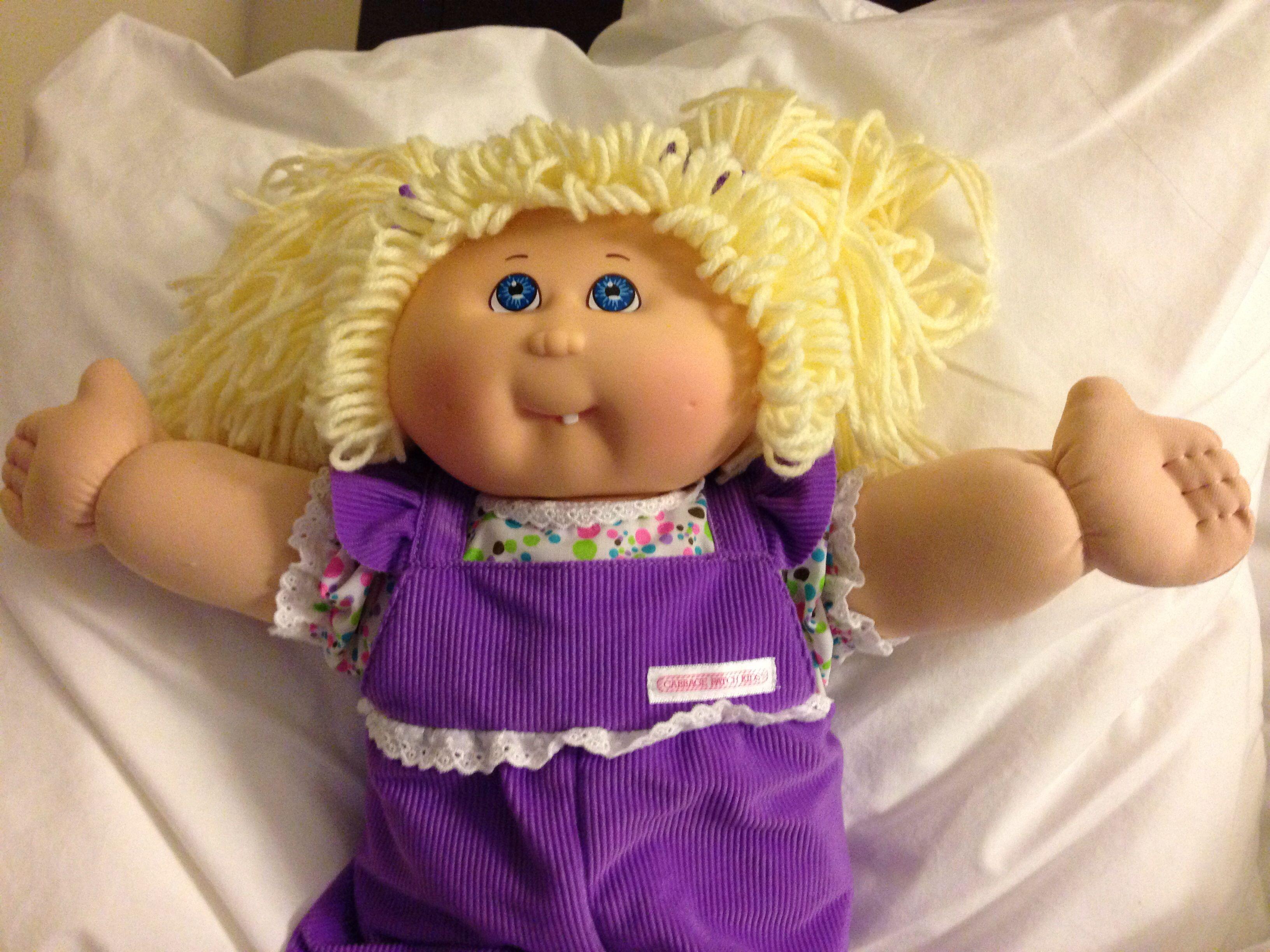 Bebé repollito!! Gabbage Patch Kids | scents i ♥ | Pinterest