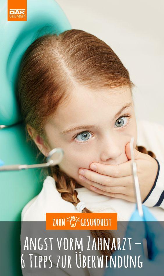 Angst vorm Zahnarzt - 6 Tipps zur Überwindung   DAK fit