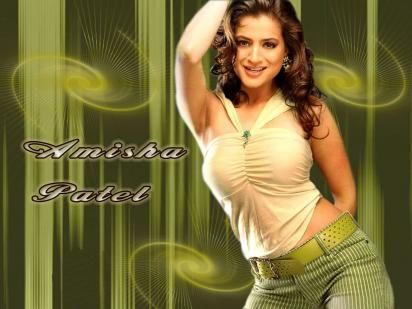 Hottest amisha patel Wallpapers | Ameesha Patel HD Wallpapers Download