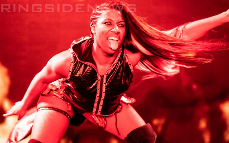 Ember Moon Reflects On Her Two Defeats During Summerslam Weekend Black Wrestlers Summerslam Wwe