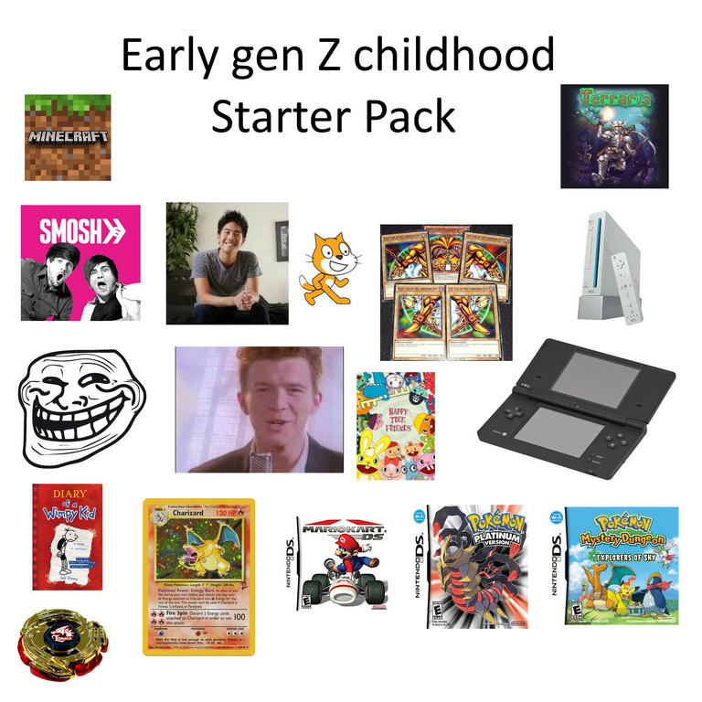 17 Edgy Gen Z Memes That Only The Kids Will Understand Childhood Memories 2000 Funny Starter Packs Funny Relatable Memes