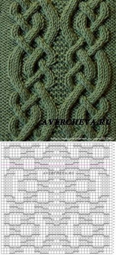 keltisch stricken - Recherche Google | Knitting patterns | Pinterest ...