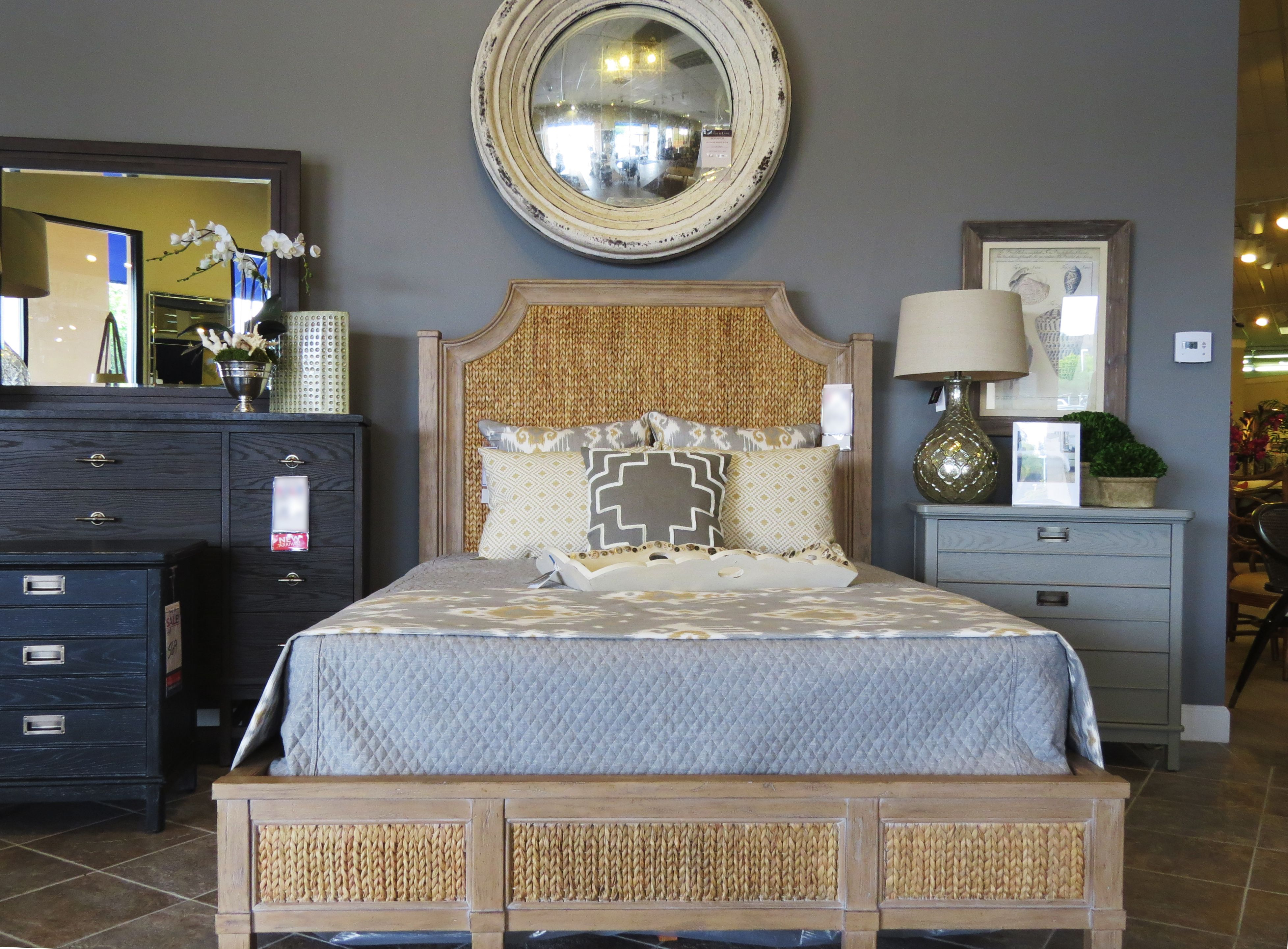 Huntington Bedroom Furniture Modern Bedroom From West Coast Living Thomasville In Laguna Niguel