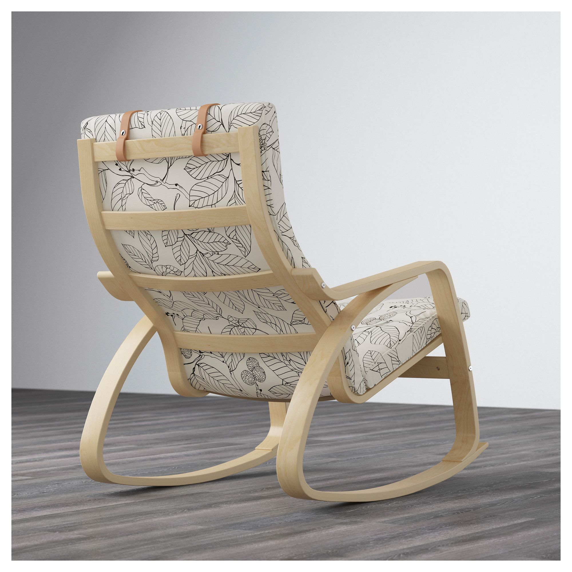 Furniture and Home Furnishings Rocking chair, White