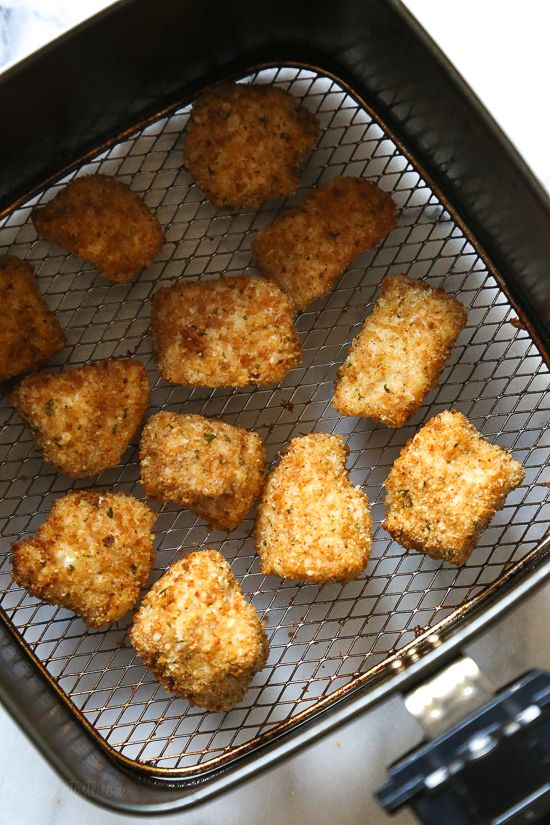 Air Fryer Chicken Nuggets Recipe Chicken nugget