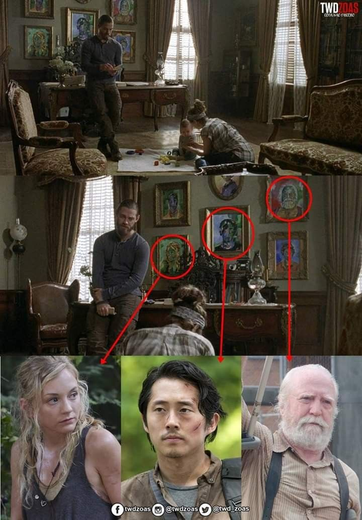 Rip Scott Wilson Was A Legend Too I M Glad Maggie Still Remembers Her Sister The Walking Dead Series Y Peliculas Memes Divertidos
