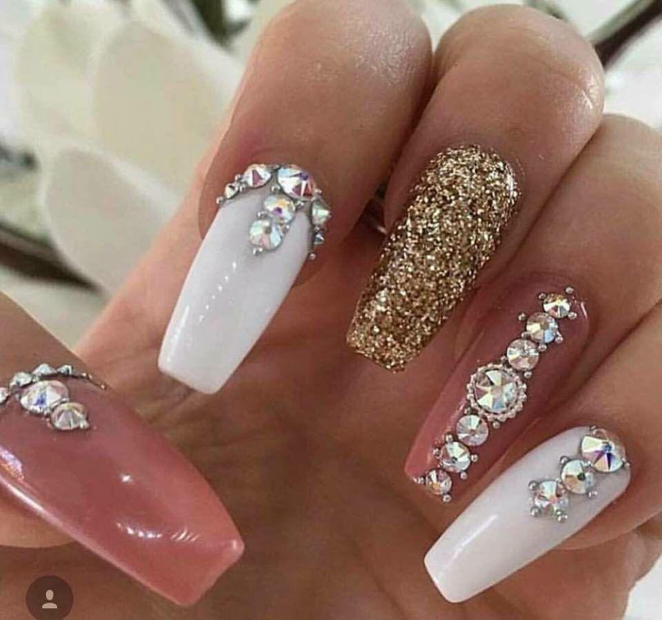 Pin by Alison Stivala on Nails | Pinterest | Luxury nails, Manicure ...