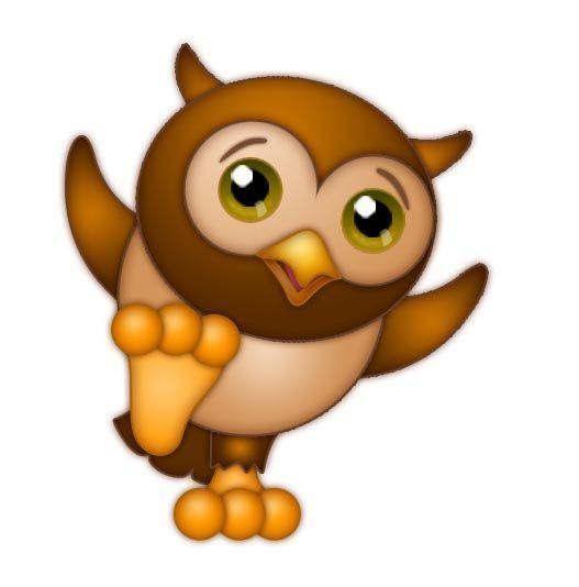 owl dancing