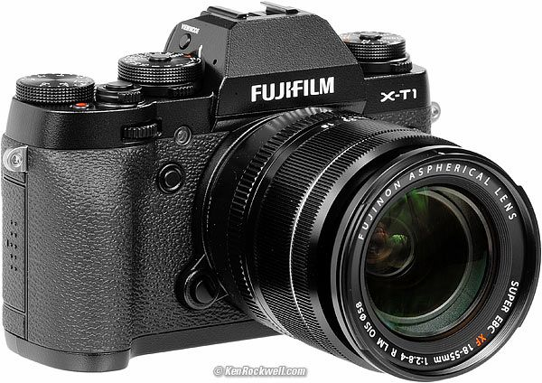 Fuji X-T1 review by Ken Rockwell | Photography