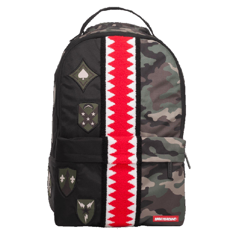 99711c987 SPRAYGROUND Split Camo Patches Backpack | Multi (910B1162NSZ ...
