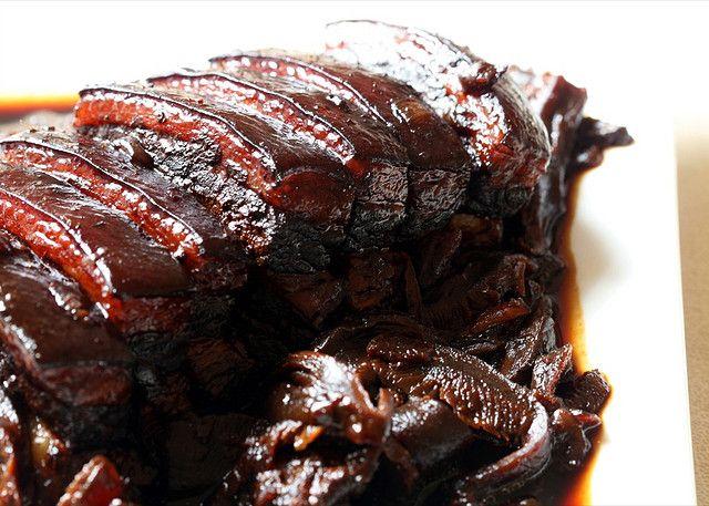 Pork belly hotpot by The Second Pancake, via Flickr