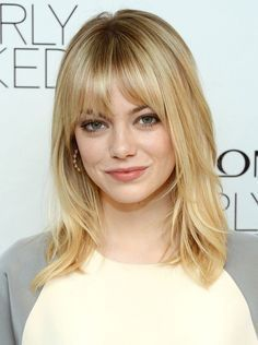 Bob Hair Cut With Bangs For Thin Hair Google Search Hair Hair
