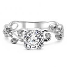 LOVE LACE! engagement-rings