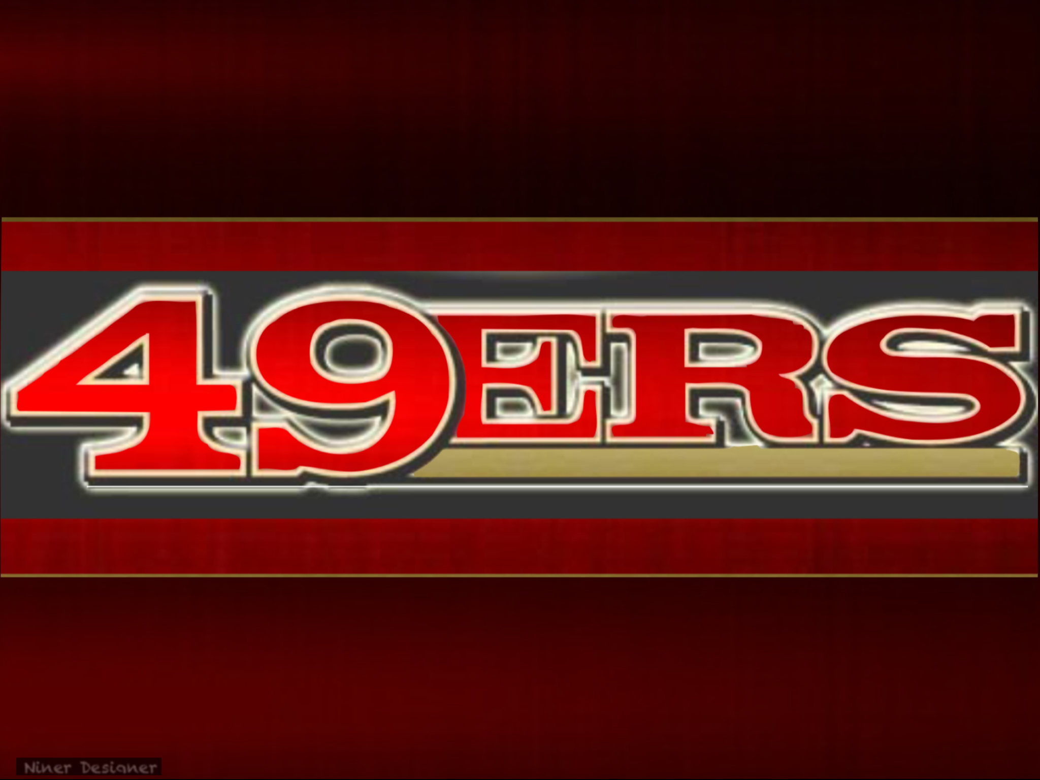 49er D Signs 0544 Nfl Football 49ers San Francisco 49ers Sf Niners