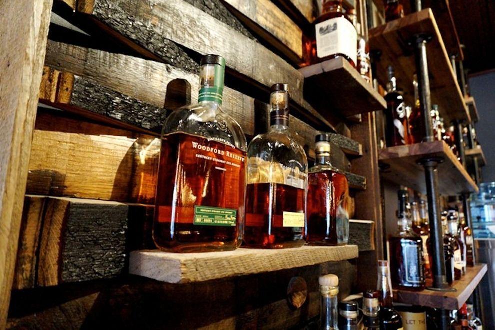 The bluegrass cafe bourbon lounge downtown arvadas