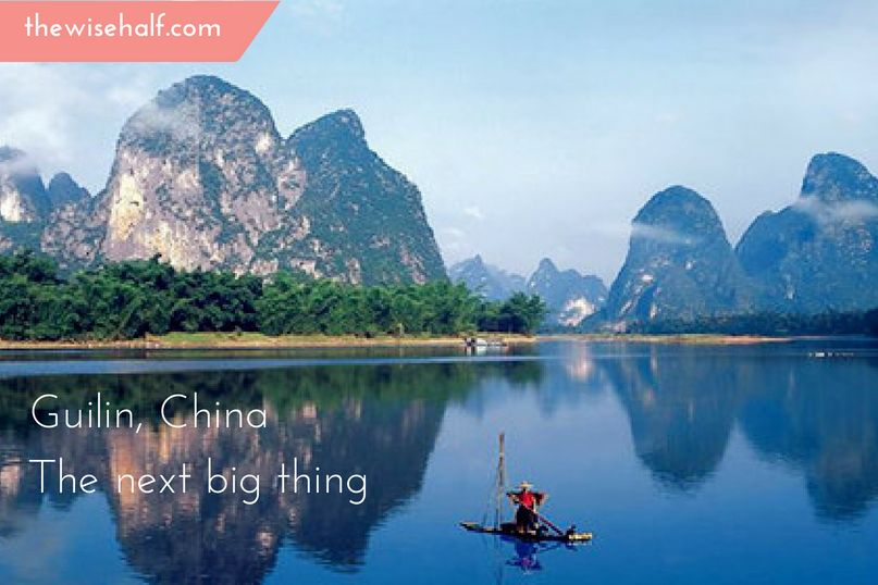 Guilin China The Next Big Thing In China Tourist Attractions Guilin Tourist Attraction The Next Big Thing