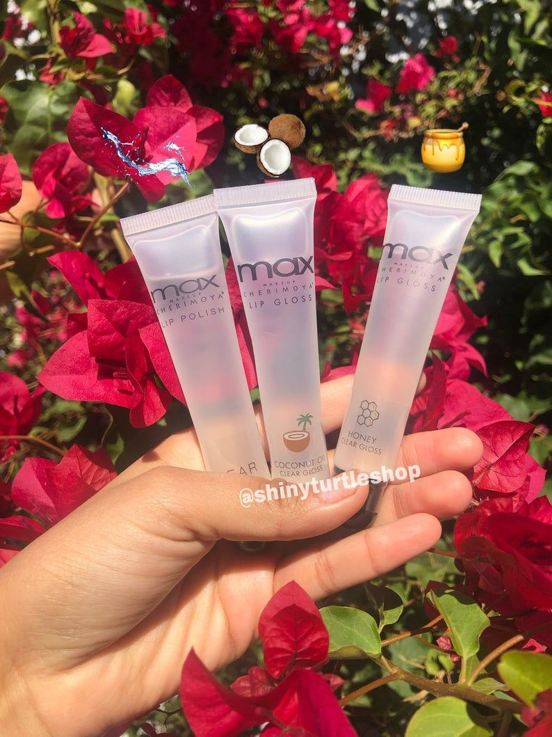Max makeup cherimoya clear gloss in 2020 (With images